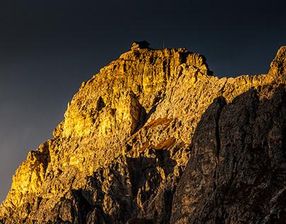Nuvolau. Dolomites. Italy