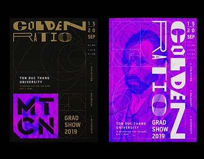 Golden Ratio | TDTU Grad Show 2019