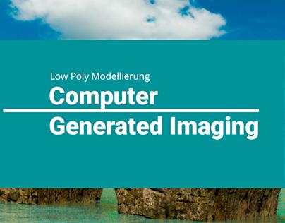 Low Poly Modellierung 3D Objekt - 3Ds Max & Mudbox