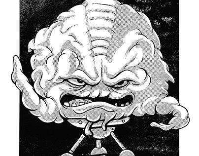 80's Cartoon Villans