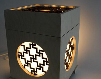 [Lighting] Manda-Lamp