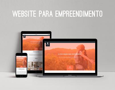 Website Empreendimento