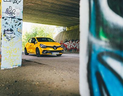 Renault Clio Trophy R.S. @autofans.joj.sk