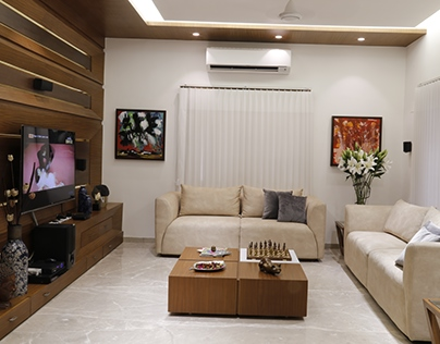 Recent Work : Home interiors for our client