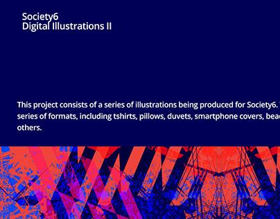 Society6 Digital Illustrations II