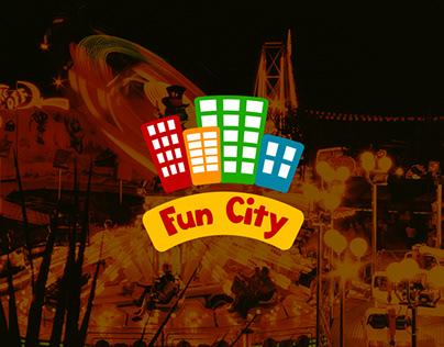Fun City - Logo design