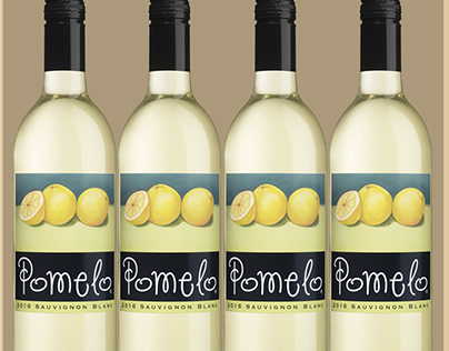 Pomelo Case Glorifier and Bottle Toppers