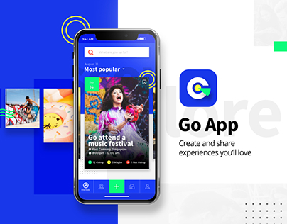 Go App - Create and share experiences you'll love