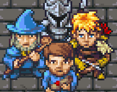 RPG Roguelike Project