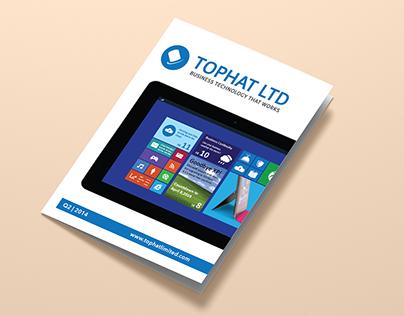 Tophat Marketing Brochure