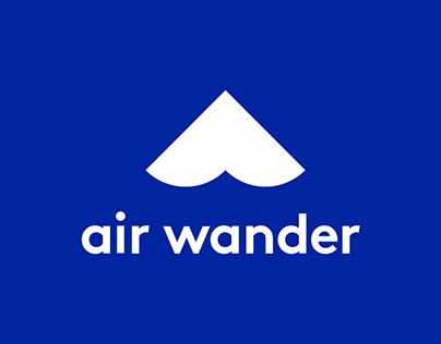 Air Wander - Branding & UX/UI