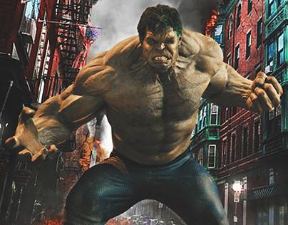 Hulk Smash - Wallpaper