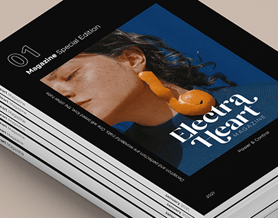 Electra Heart / Magazine