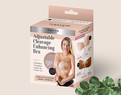 Bra Packaging Design