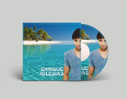 Enrique Iglesias Concept Album Cover