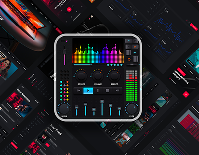 Music Player Equalizer And Bass Booster App
