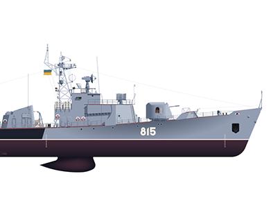 SKR-112 Frigate