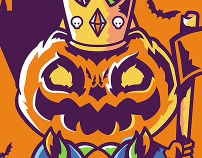 Halloween practice //