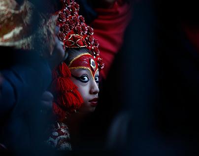 Nepal's Living Goddess Kumari