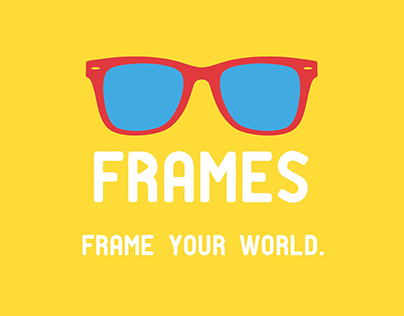 Frames Branding and Merchandise, for a global video app