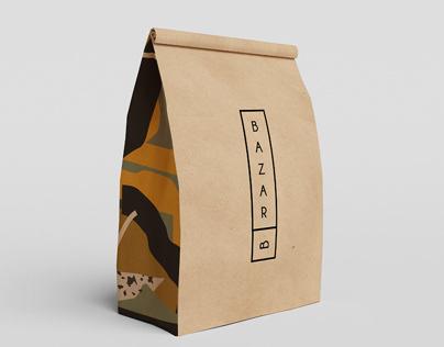 Branding - Bazar Café