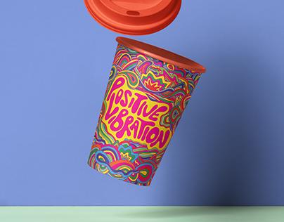 Positive mug