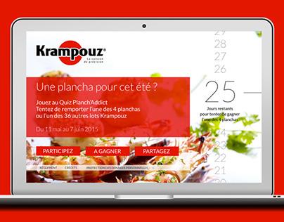 Jeu concours - Quiz Krampouz