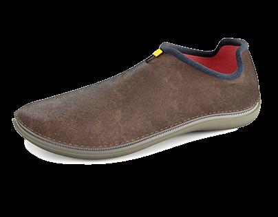 Demountable shoes