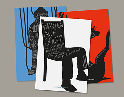 Theater Erlangen Poster (2012-2018)