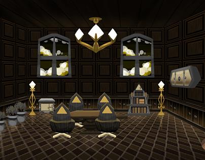 Bossbot Room Concept for Cog Invasion Online