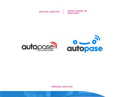 Diseño Logotipo Autopase