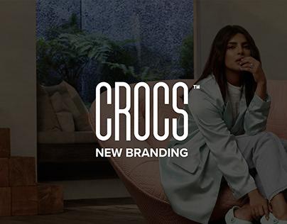 Crocs New Branding