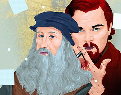 Leonardo | DiCaprio - da vinci
