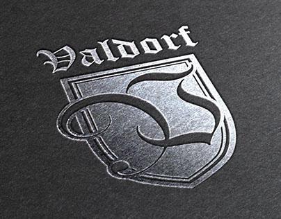 Valdorf mens HATS logo