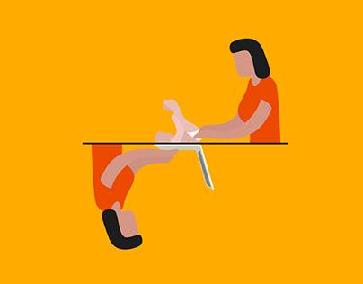 Mujer y trabajo