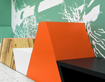 Idello - Classroom design