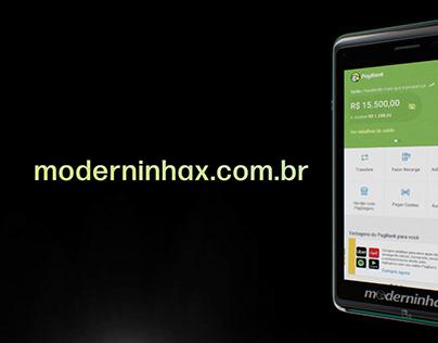 Moderninha X - Vídeo Conceitual