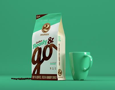 2 Degrees Coffee Ready & Go