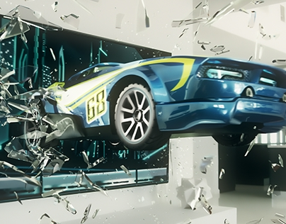 THE NEXT EVOLUTION OF RACING - Hot Wheels