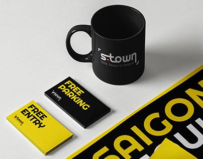 S.TOWN Brand Identity