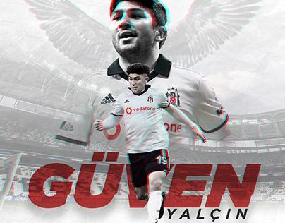 Güven Yalçın - Football Player Design x PNRL