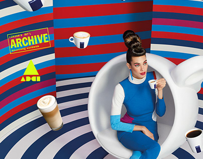 Lavazza / More Than Italian / Print and OOH Campaign