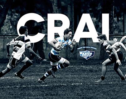 Logotipo para Torneo de Rugby Juvenil Santa Fe - CRAI