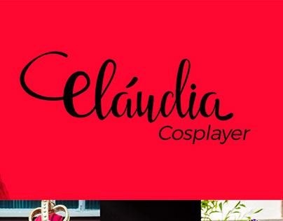 Logotipo Claudia Cosplayer