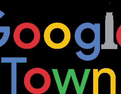 Google Town Concept Logo