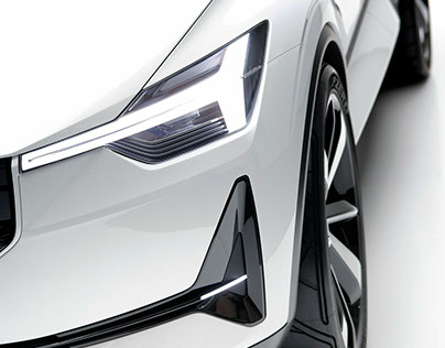 VOLVO CONCEPT 40.2 - event pictures