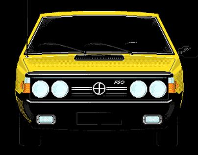FSO Polonez Turbo Challenge...