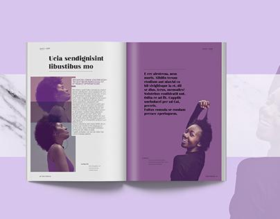 Diagramação | Páginas Duplas