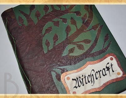 Livro das Sombras - Book of Shadows - Magick Tree