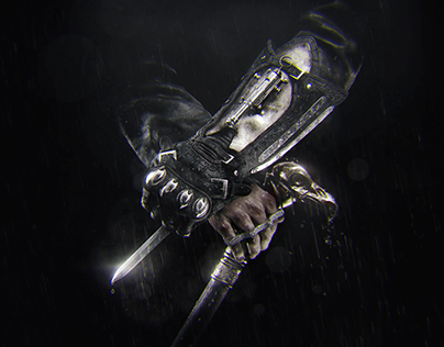 Assassin's Creed Animation-Speed Art #Ronin #Syndicate